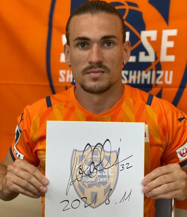Benjamin Kololli zyrtarisht transferohet në Japoni