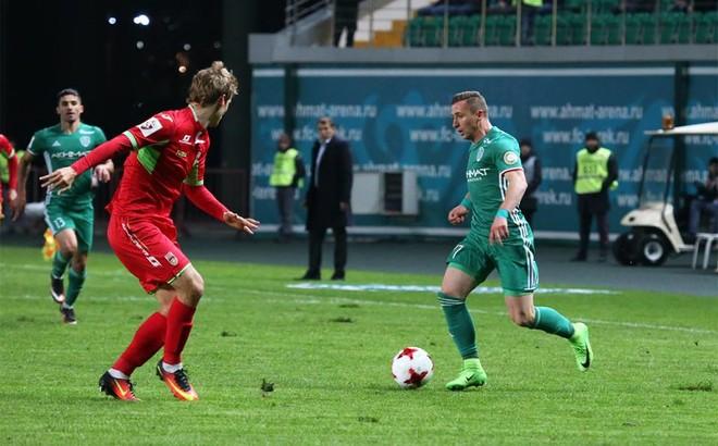 Bernard Berisha shënon golin e parë për Terekun