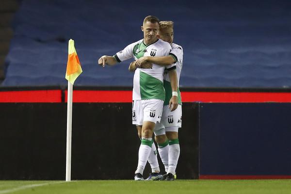 Besart Berisha dy gola dhe asist ndaj ish skuadrës