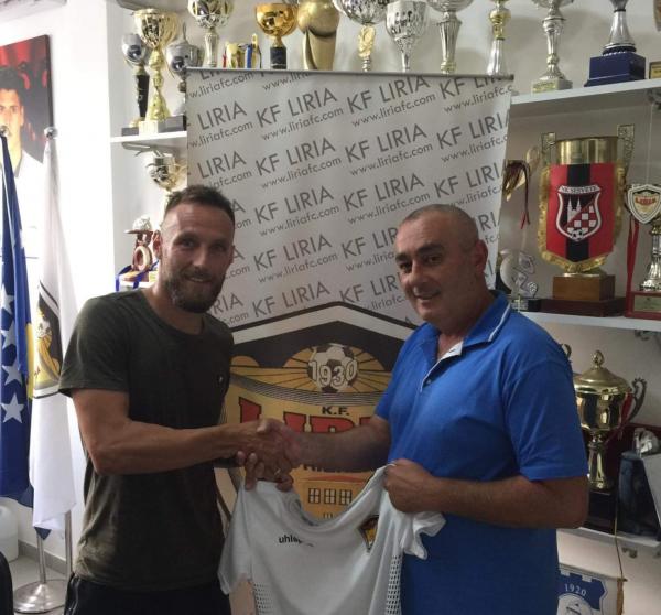 Igumanovic vazhdon me Lirinë