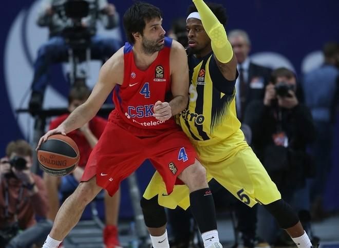 Fenerbahçe hakmirret ndaj CSKA-së