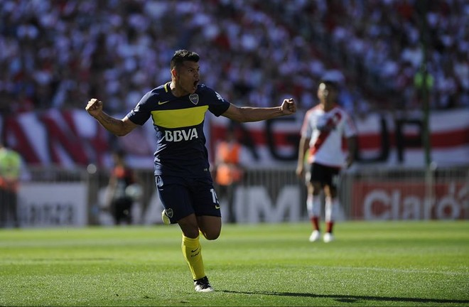 Boca Juniors fiton Superclasicon ndaj River Plates