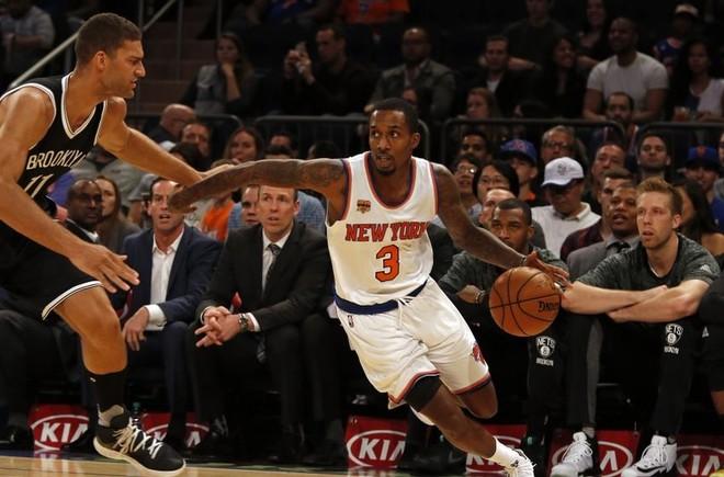 Prej Knicks te Wizards