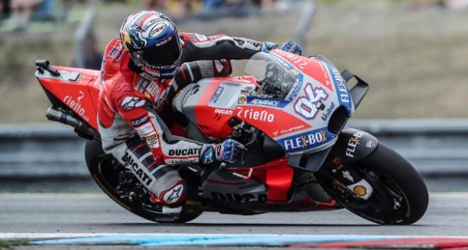 Ducati dominon në Çeki