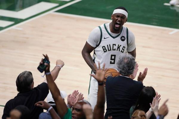 Bucks pa Giannis, me dominim total i afrohet finales