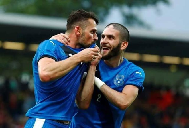 Kosova nis ndaj Finlandës, pastaj vjen Kroacia