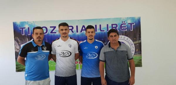 FC A&N prezanton dy përforcimet e reja