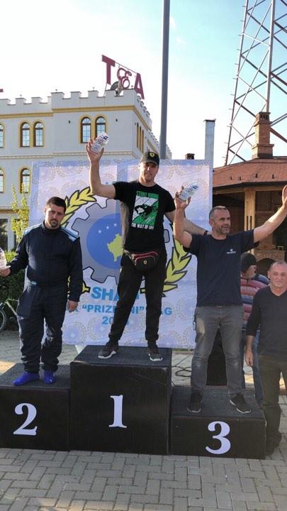 Milosevska & Canolli fitojnë në Prizren