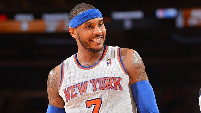 Clippers kërkon Carmelo Anthonyn