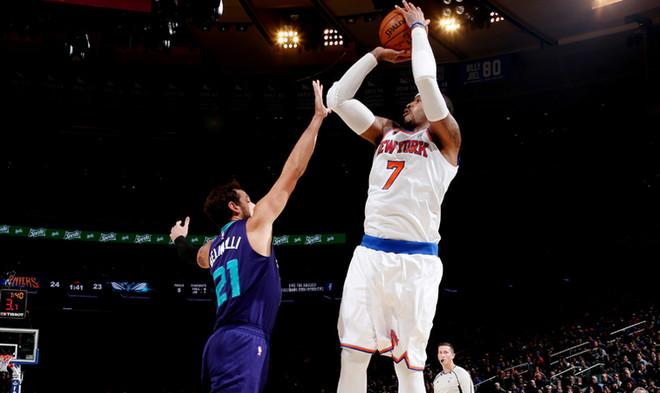 Carmelo përmirëson gabimin në vazhdime