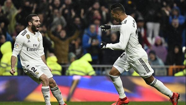 Real Madridi ia rrëmben pozitën e Sevillas