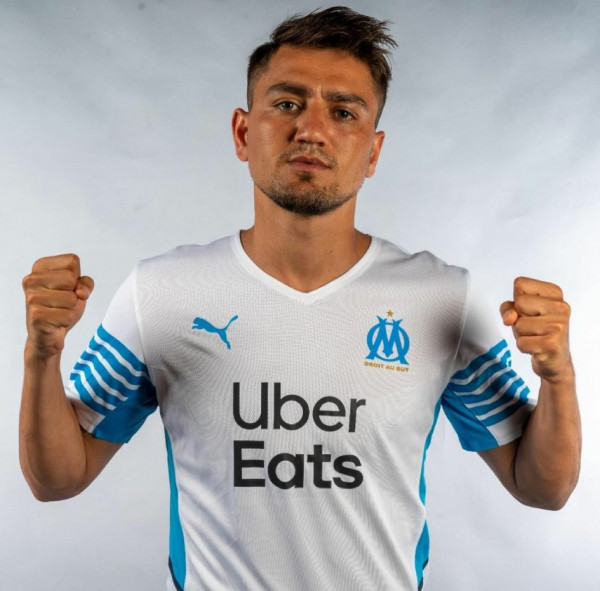 Marseille transferon Cengiz Underin