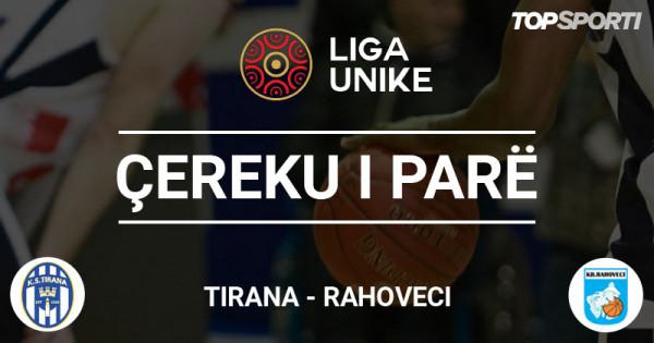 Ç1: Tirana me epërsi dyshifrore kundër Rahovecit