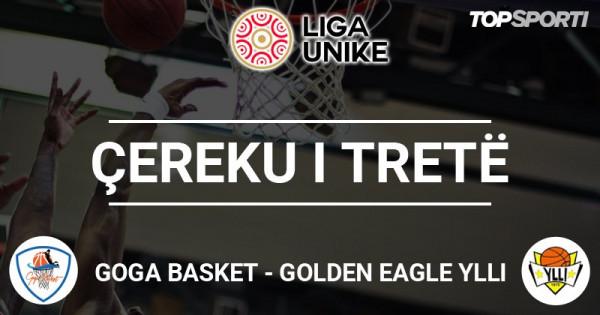 Ç3: 2 epërsia në ndeshjen Goga Basket - Ylli