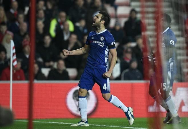 E dhjeta rresht për Chelsean