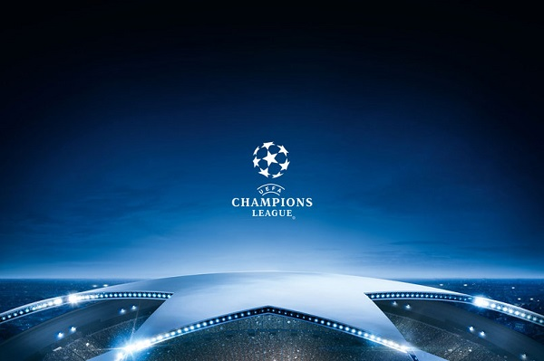 Champions League, kompletohen vazot
