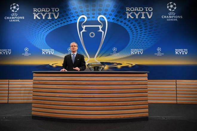 Shorti i Champions League - çerekfinalet!