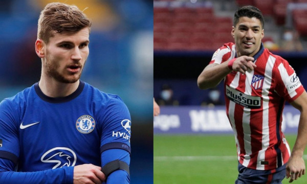 Formacionet zyrtare: Atletico Madrid - Chelsea