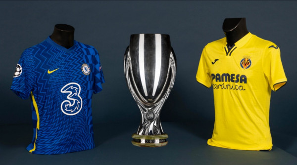 Sonte UEFA Superkupa: Chelsea-Villarreal