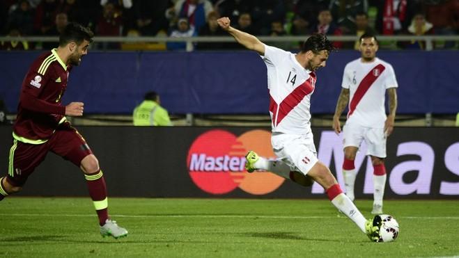 Peru, i treti