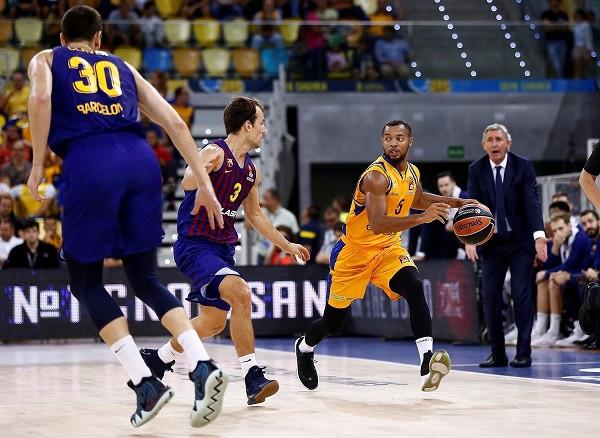 Gran Canaria arrin fitoren e parë në histori të Euroligës