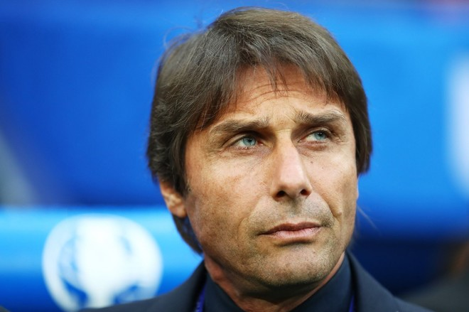 Conte mohon Real Madridin