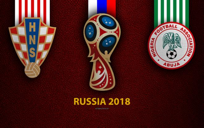 Kroacia vs. Nigeria, formacionet startuese