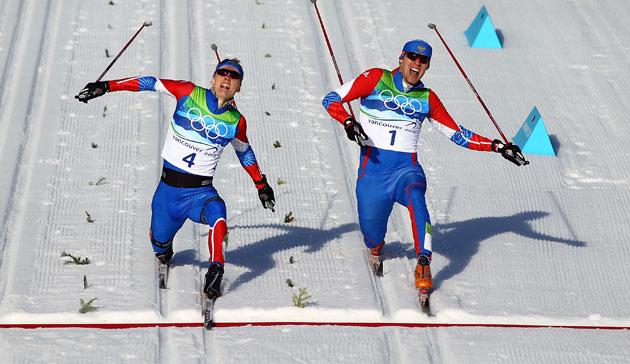 Abetare Olimpike: Skitari nordike