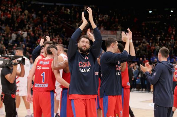 CSKA ia shkakton humbjen e dytë Milanos