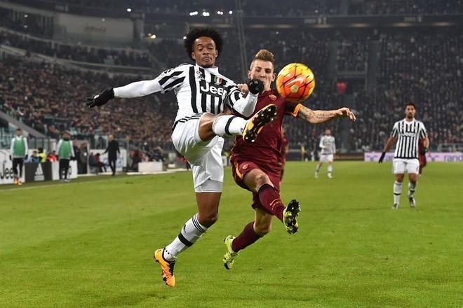 Juventus, përfundimisht blen Cuadradon nga Chelsea