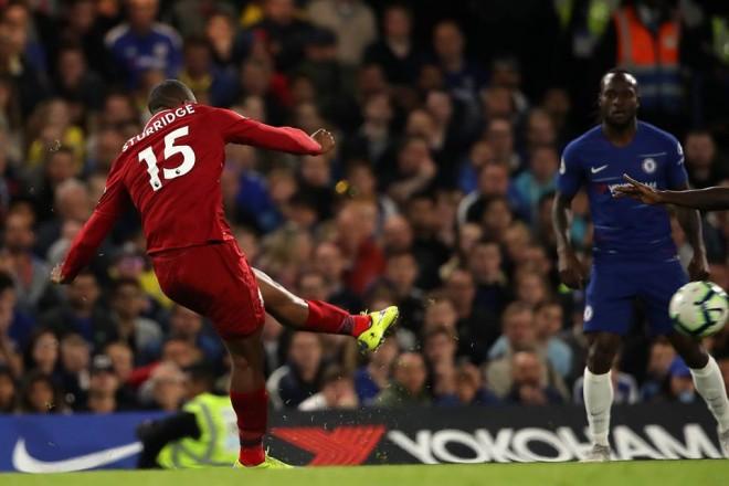 Shaqiri asistues, Sturridge shpëton Liverpoolin