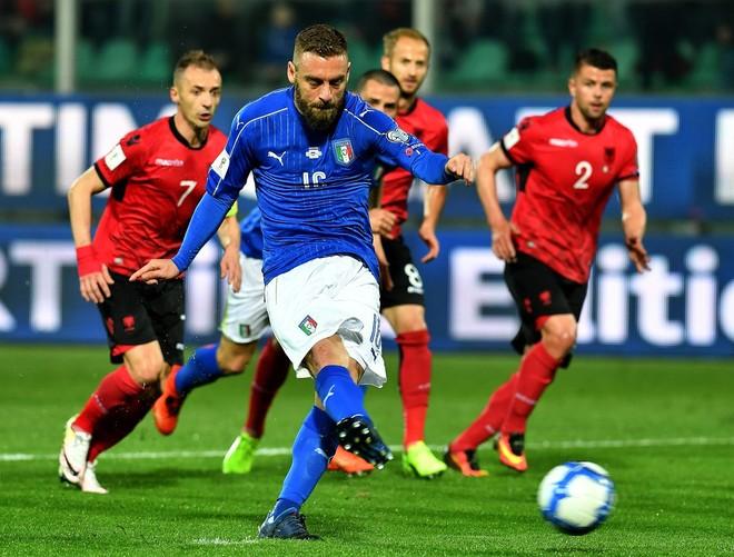 Pjesa e parë: Epërsia falë penalltisë për Italinë