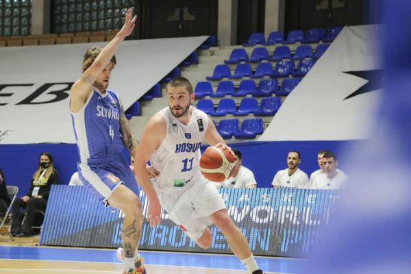 Highlights nga ndeshja Kosova - Sllovakia