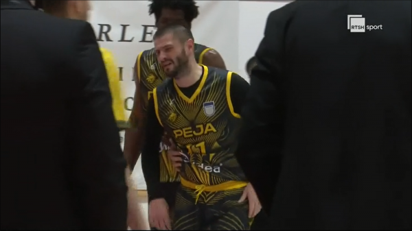 Lëndohet Dardan Berisha