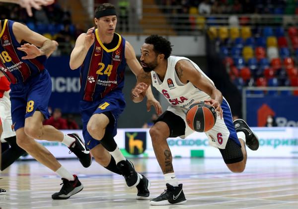 cSKA fitore ndaj Barcelonës