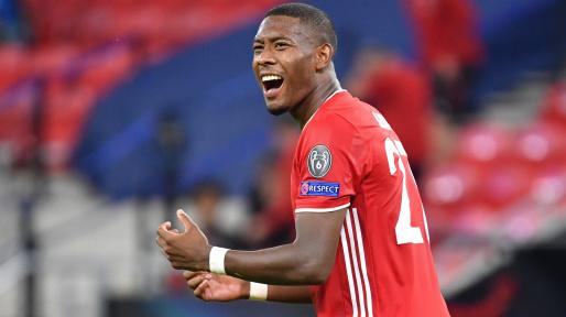 Alaba largohet nga Bayern