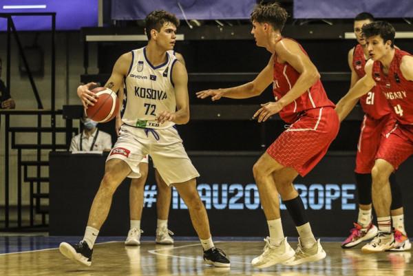 Kosova U20 pëson edhe më thellë nga Hungaria