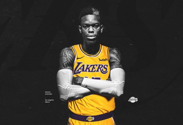 Zyrtare: Dennis Schröder te Lakers