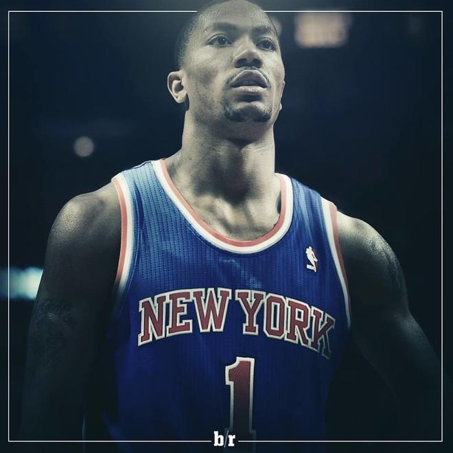 Derrick Rose shkëmbehet në New York Knicks