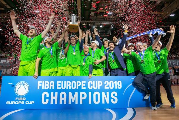 Dinamo fiton Fiba Europe Cup