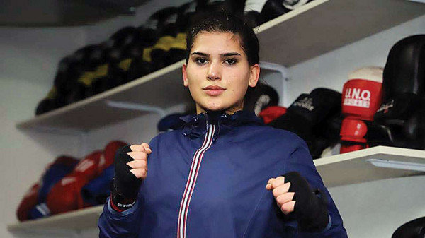 Donjeta Sadiku synon normën olimpike nga Parisi