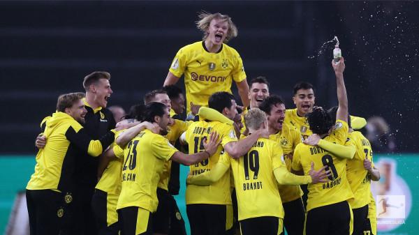 Dortmund fiton Kupën e Gjermanisë