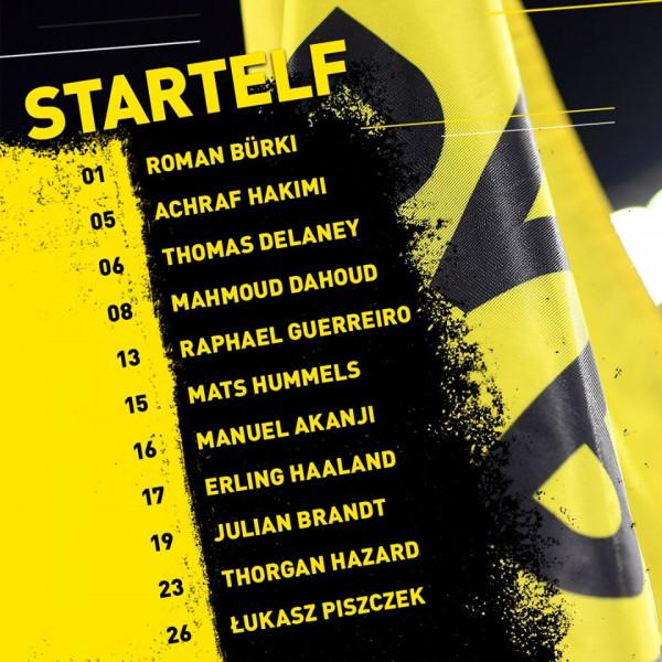 4 pikë dallimi, Dortmund-Bayern 11-shet