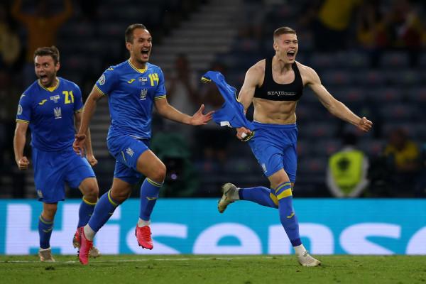 Ukraina historike, për herë të parë në çerekfinale