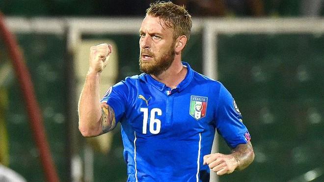 De Rossi kalon Italinë në epërsi