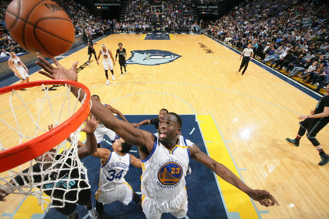 Draymond Green në histori të NBA-së