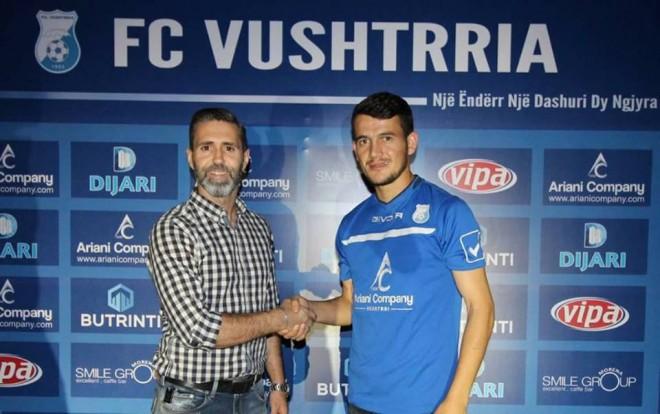 Dy transfere nga Superliga te Vushtrria