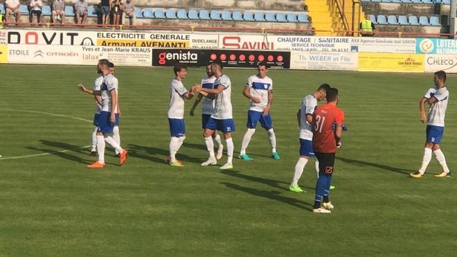Shtyhet ndeshja Drita - Inter d'Escaldes
