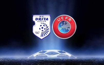 Europa League, Drita kupton kundërshtarin