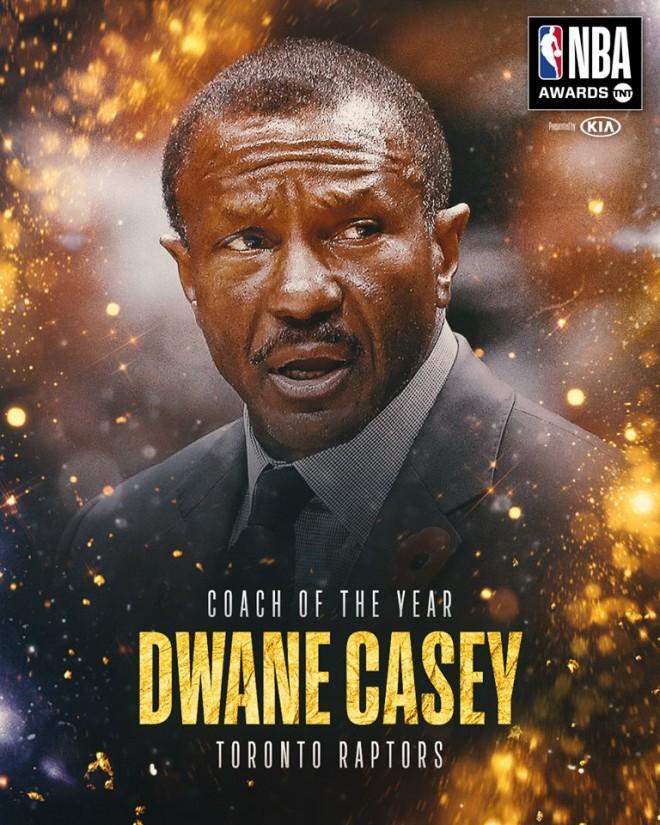 Trajneri i vitit në NBA: Dwane Casey